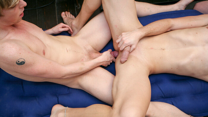 Blake Bailey, Jamie Ryder & Jay Carrington